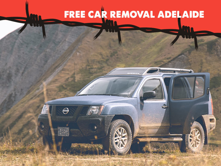 Nissan Car Removal in Adelaide